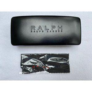 Ralph Lauren Black Hard Shell Eyeglass Case
